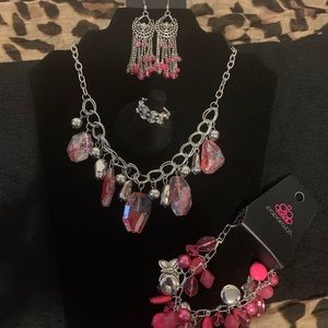 Chroma Drama 4-piece jewelry set